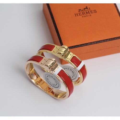 Hermes Bracelet In Rose Gold For Women #864058