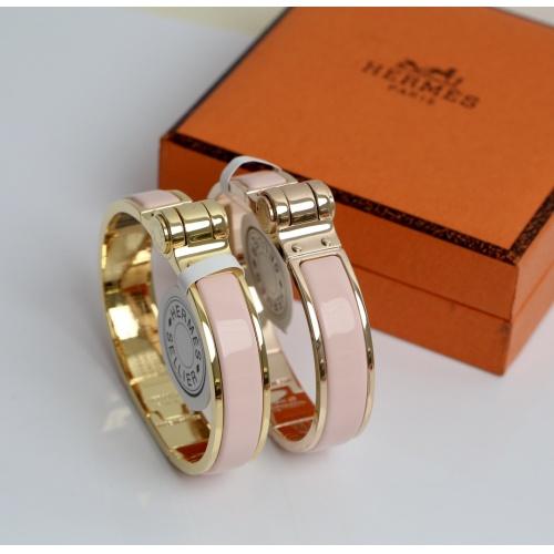 Hermes Bracelet In Rose Gold For Women #864060