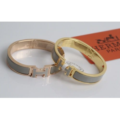 Hermes Bracelet In Rose Gold For Women #864063