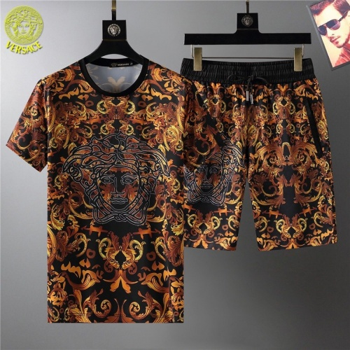 Versace Tracksuits Short Sleeved For Men #864082