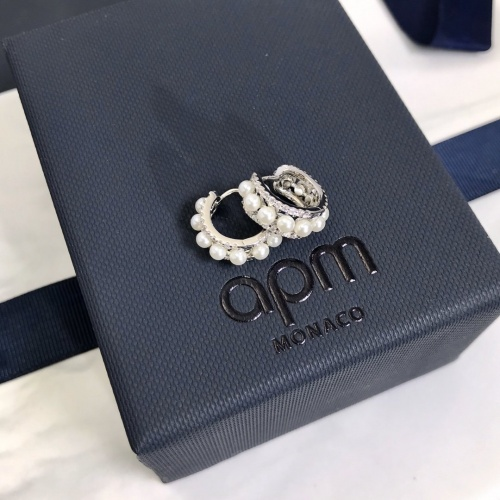 apm Monaco Earrings #864163