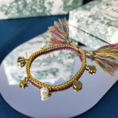 Christian Dior Bracelets #864171 $38.00 USD, Wholesale Replica Christian Dior Bracelets