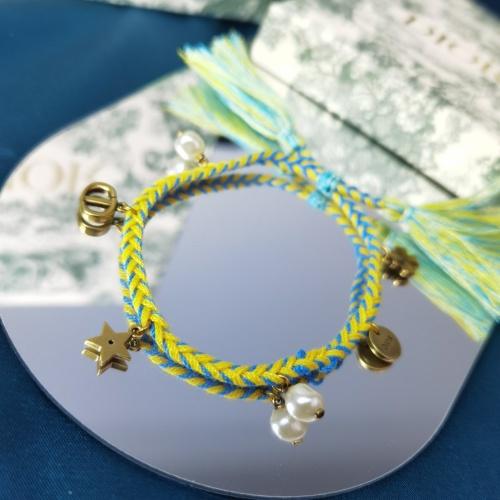 Christian Dior Bracelets #864172 $38.00 USD, Wholesale Replica Christian Dior Bracelets