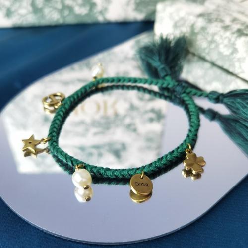 Christian Dior Bracelets #864173 $38.00 USD, Wholesale Replica Christian Dior Bracelets
