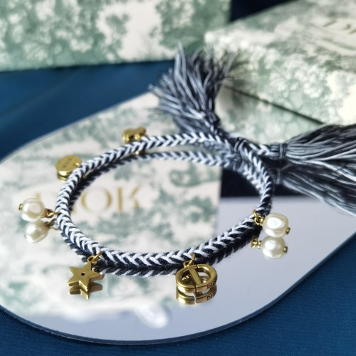Christian Dior Bracelets #864176 $38.00 USD, Wholesale Replica Christian Dior Bracelets