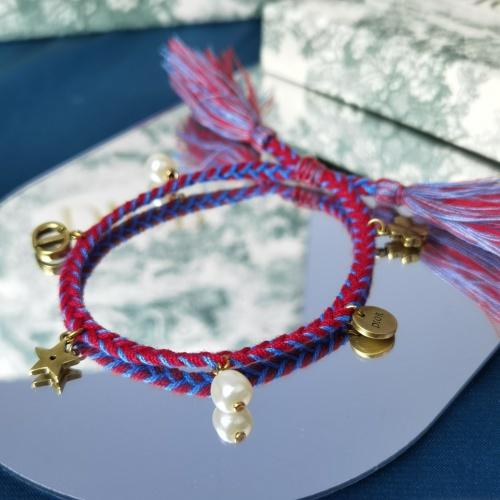 Christian Dior Bracelets #864177 $38.00 USD, Wholesale Replica Christian Dior Bracelets