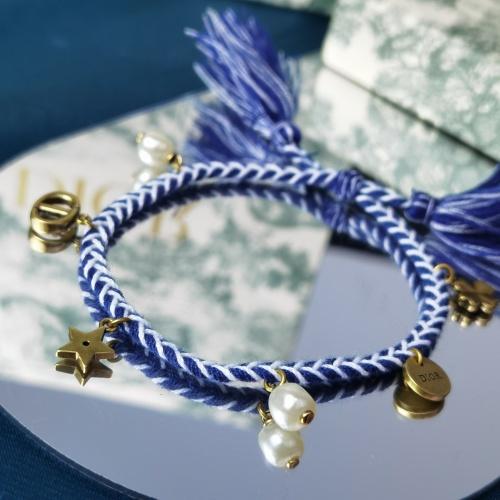 Christian Dior Bracelets #864178 $38.00 USD, Wholesale Replica Christian Dior Bracelets