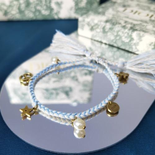 Christian Dior Bracelets #864180 $38.00 USD, Wholesale Replica Christian Dior Bracelets