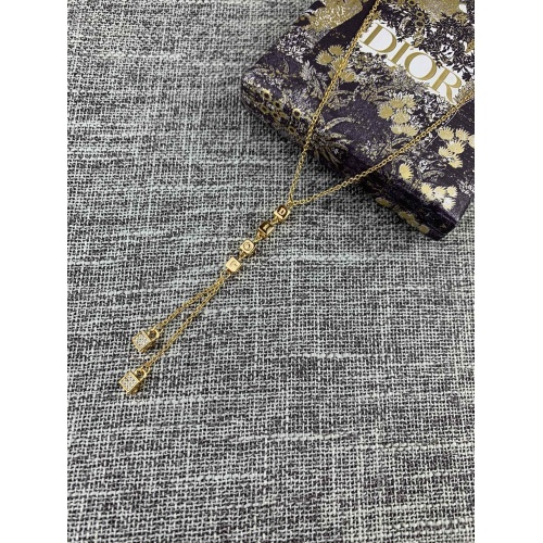 Christian Dior Necklace #864204 $41.00 USD, Wholesale Replica Christian Dior Necklace