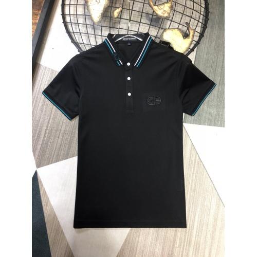 Armani T-Shirts Short Sleeved For Men #864296