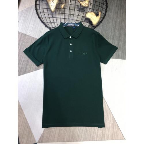 Boss T-Shirts Short Sleeved For Men #864308