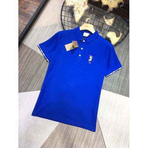 Burberry T-Shirts Short Sleeved For Men #864328