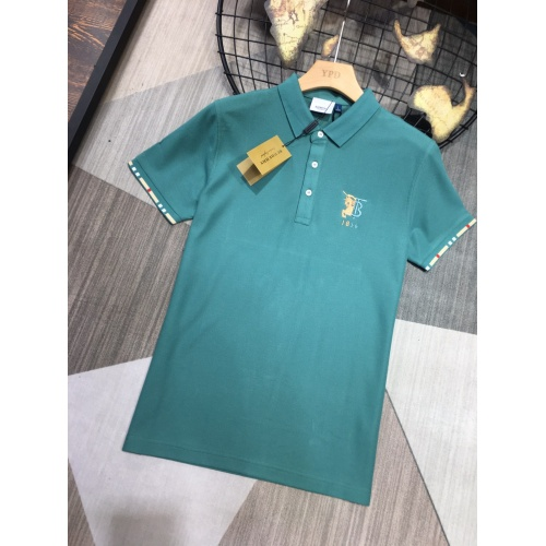 Burberry T-Shirts Short Sleeved For Men #864333