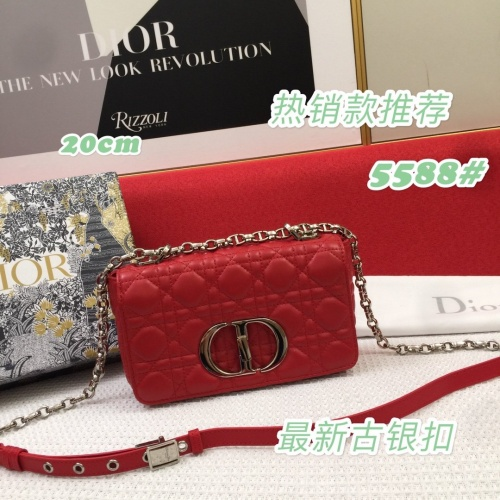 Christian Dior AAA Quality Messenger Bags For Women #864351