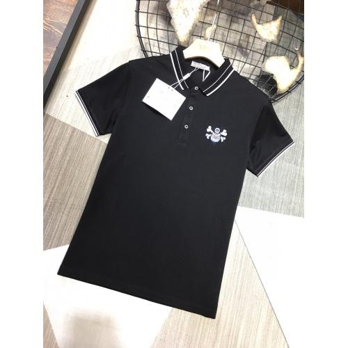 Christian Dior T-Shirts Short Sleeved For Men #864354