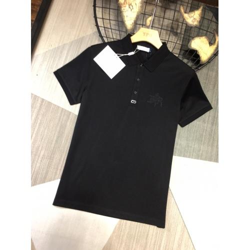 Christian Dior T-Shirts Short Sleeved For Men #864356