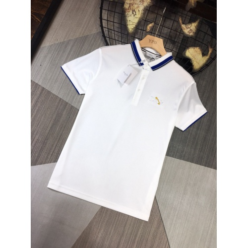 Christian Dior T-Shirts Short Sleeved For Men #864360