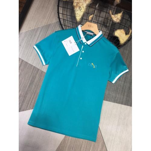 Christian Dior T-Shirts Short Sleeved For Men #864361
