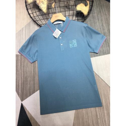 LOEWE T-Shirts Short Sleeved For Men #864379