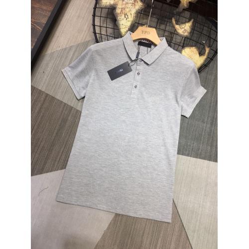 Prada T-Shirts Short Sleeved For Men #864382