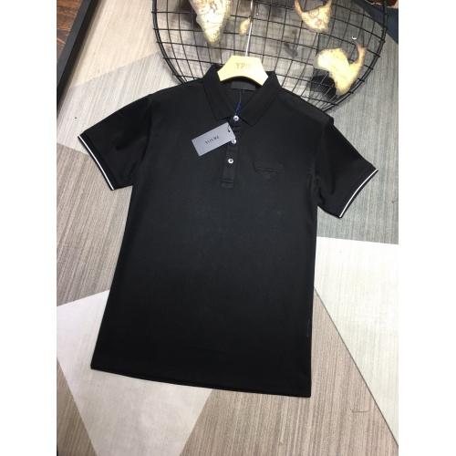 Prada T-Shirts Short Sleeved For Men #864384