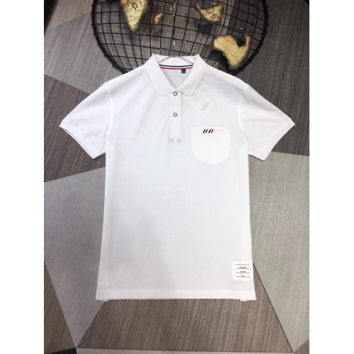 Thom Browne TB T-Shirts Short Sleeved For Men #864386