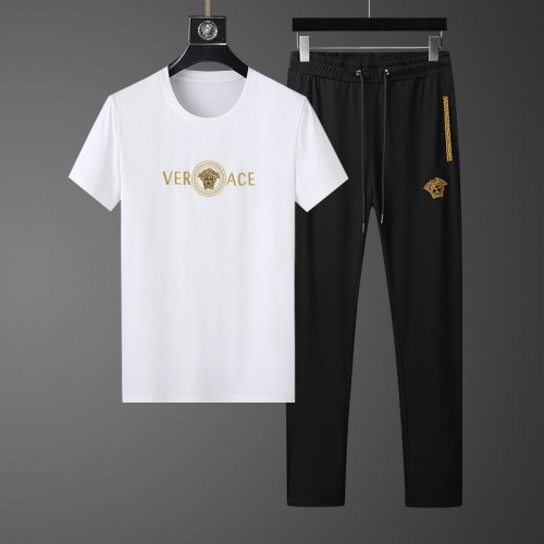 Versace Tracksuits Short Sleeved For Men #864395