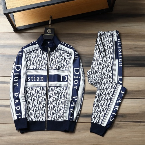 Christian Dior Tracksuits Long Sleeved For Men #864411