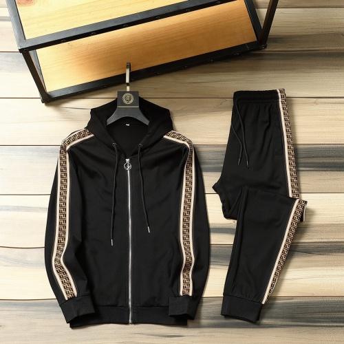 Fendi Tracksuits Long Sleeved For Men #864412