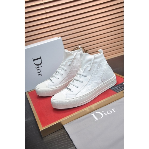 Christian Dior High Tops Shoes For Men #864452