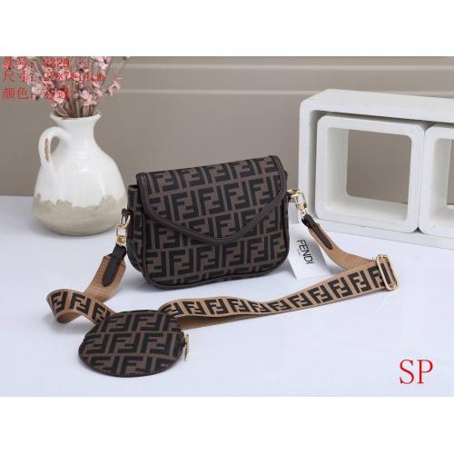 Fendi Messenger Bags #864480