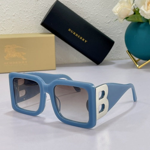 Burberry AAA Quality Sunglasses #864496