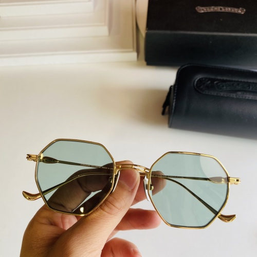 Chrome Hearts AAA Quality Sunglasses #864499