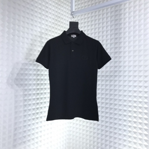 Christian Dior T-Shirts Short Sleeved For Men #864527