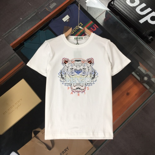 Kenzo T-Shirts Short Sleeved For Men #864535