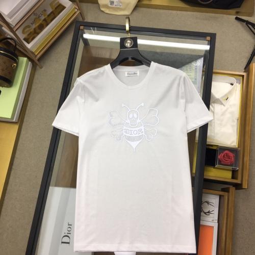 Christian Dior T-Shirts Short Sleeved For Men #864540