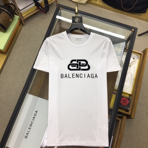Balenciaga T-Shirts Short Sleeved For Men #864543