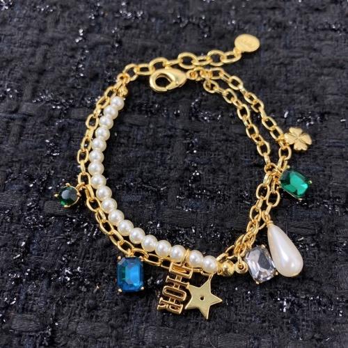 Christian Dior Bracelets #864649 $38.00 USD, Wholesale Replica Christian Dior Bracelets