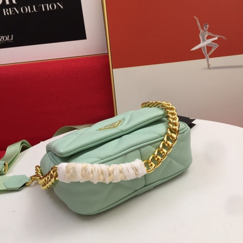 Replica Prada AAA Quality Messeger Bags For Women #864700 $100.00 USD for Wholesale