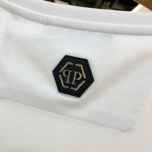 Replica Philipp Plein PP T-Shirts Short Sleeved For Men #864781 $41.00 USD for Wholesale