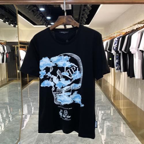 Philipp Plein PP T-Shirts Short Sleeved For Men #864782 $41.00 USD, Wholesale Replica Philipp Plein PP T-Shirts