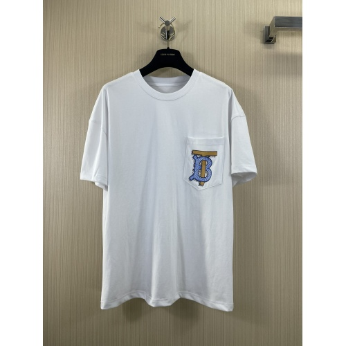 Burberry T-Shirts Short Sleeved For Men #864792