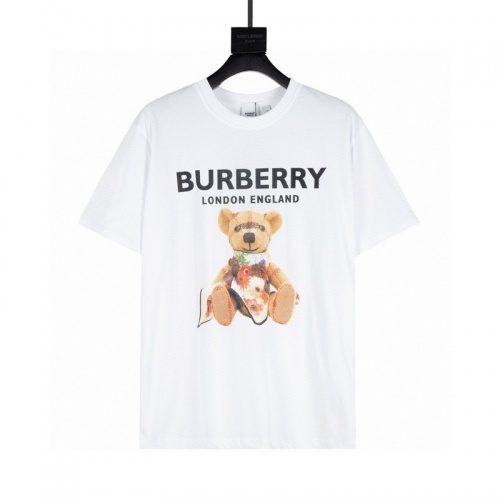 Burberry T-Shirts Short Sleeved For Men #864849