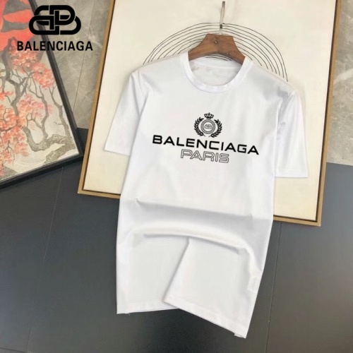 Balenciaga T-Shirts Short Sleeved For Men #864880