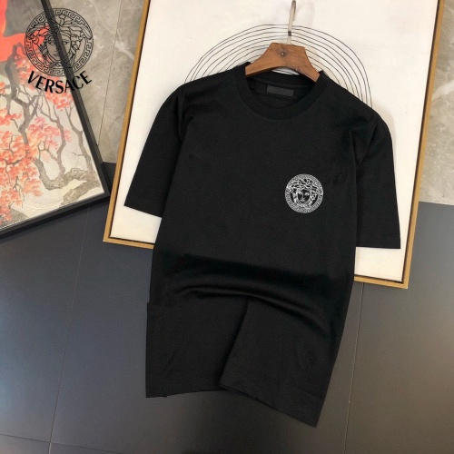 Versace T-Shirts Short Sleeved For Men #864943