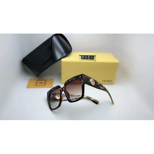 Fendi Sunglasses #864954