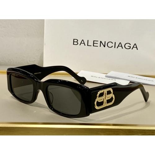 Balenciaga AAA Quality Sunglasses #864956