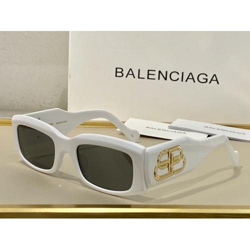 Balenciaga AAA Quality Sunglasses #864960