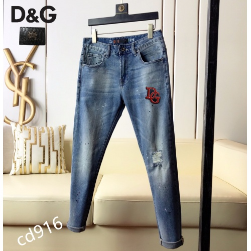 Dolce & Gabbana D&G Jeans For Men #864979