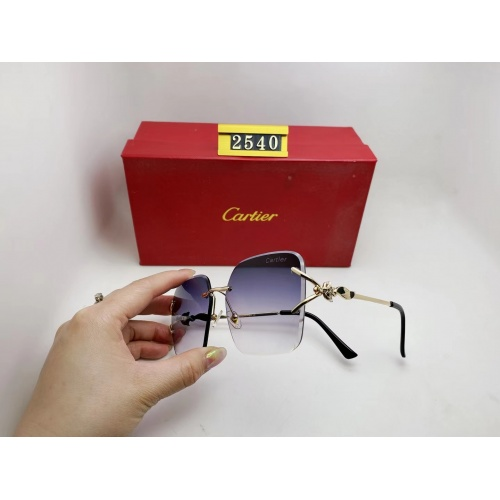 Cartier Fashion Sunglasses #864995